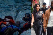 Familia Kardashian protagoniza el nuevo videoclip de Kanye West (VIDEO)