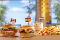 El menú Worldwide Favorites de McDonald's aterrizará en los Estados Unidos