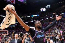 Heat retira la camiseta 3 de Dwyane Wade este fin de semana en Miami
