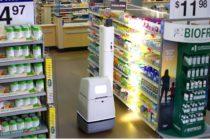 ¡LLegó el futuro! Walmart de Florida emplea robots para limpiar pisos