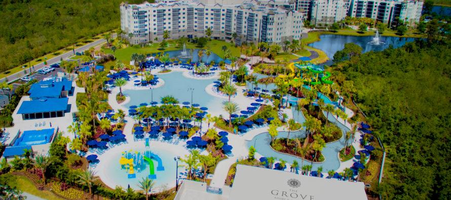 Resort vacacional de lujo en Orlando completa construcción de su tercera torre