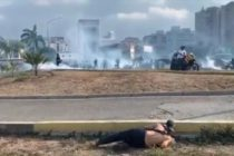 Más de 50 heridos han dejado las protestas en Caracas tras el inicio de la Operación Libertad