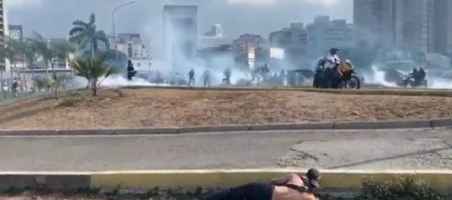#30Abril Represión en Venezuela deja un muerto, más de 100 heridos y 119 detenidos