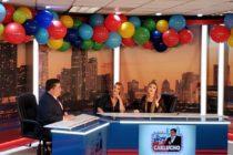 Con todo éxito debutó UnivistaTV
