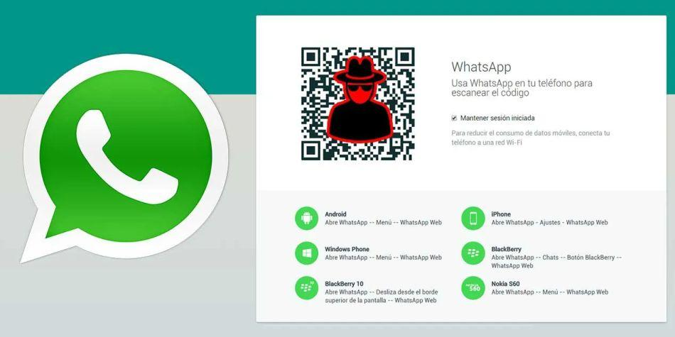 Warning! Hackers use QR code to access WhatsApp accounts