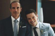¡Se casó! Actor venezolano Willy Martin dijo 'si acepto' con su mánager en Miami