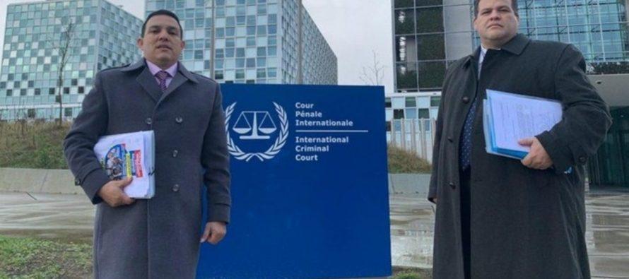 Más de 400 pruebas del caso Óscar Pérez fueron expuestas ante la Corte Penal Internacional