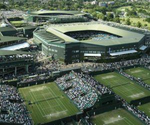Suspenden Wimbledon por primera vez desde la Segunda Guerra Mundial por coronavirus
