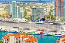 Conoce al Norwegian Encore, nuevo crucero que zarpará desde Florida +FOTOS