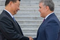 China Hoy : Duque en China: una primera piedra