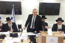 Ministro de Israel alerta sobre posible ataque con misiles de Irán