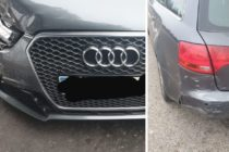 Descubre la insólita reacción de un hombre al que le chocó su auto Zinedine Zidane