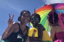 ¡Padre orgulloso! Dwyane Wade apoyó a su hijo de 11 años en desfile del Orgullo Gay