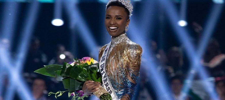 Carlos Javier Jarquin: Zozibini Tunzi, Miss universo 2019-2020