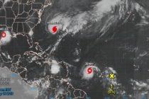 Emiten vigilancia de tormenta en islas de las Antillas Menores por fortalecimiento de Jerry
