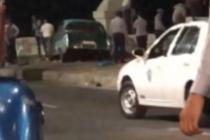 Dos jóvenes norteamericanos lesionados en el accidente del Malecón