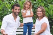 La pequeña hija de Adamari López  sufre un accidente