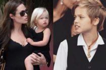 Mira como luce ahora Shiloh Jolie-Pitt tras iniciar aparente tratamiento de cambio de sexo