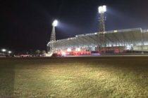 Tiroteo en partido de fútbol americano en Alabama dejó diez heridos
