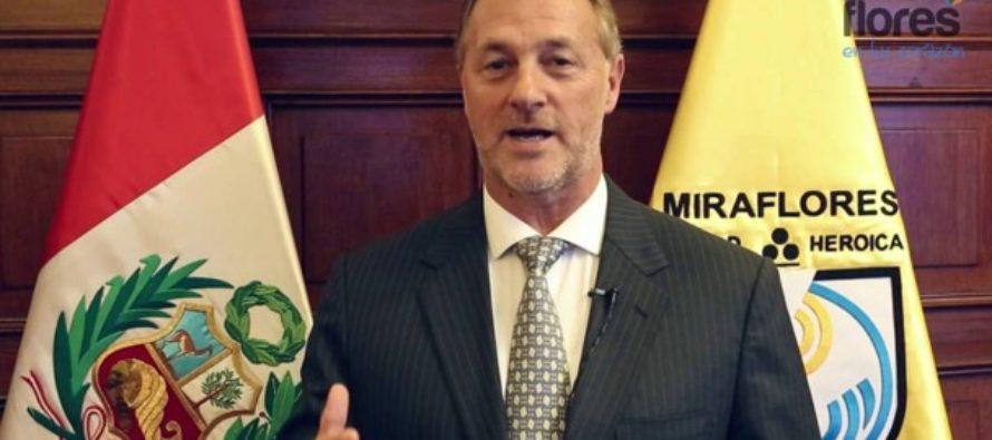 Alcalde de Lima presentó argumentos en arbitraje internacional contra peajes de Lamsac en Miami