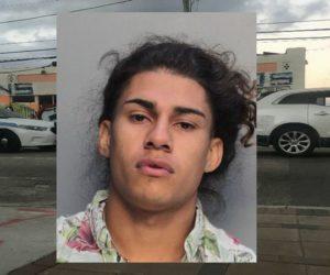 Detenido plagiario de conductor de Uber por policía de Miami