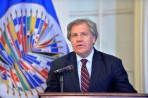 Luis Almagro calificó la medida del TIAR como «prematura»