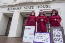 La decisión para prohibir el aborto en Alabama queda a manos del Gobierno