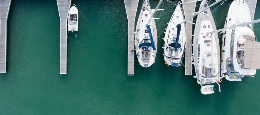 Yates de lujo son usados para transportar extranjeros al sur de Florida