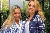 Angélica Rivera reaparece en Miami nada más y nada menos que con la mamá de Maluma