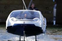 París prueba nuevo transporte: Un taxi acuático cero ruido, cero olas y cero emisiones