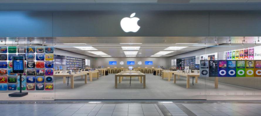 Apple inauguró la tienda más grande en el sur de Florida