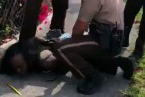 Policía de Miami fue detenido por mala conducta en arresto contra mujer negra