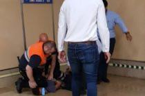 Un hombre fue detenido por empujar a otro a las vías del Metro de Madrid