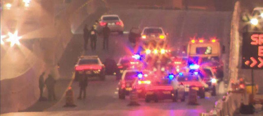 Asesinado en la autopista Dolphin Expressway al cambiar un neumático