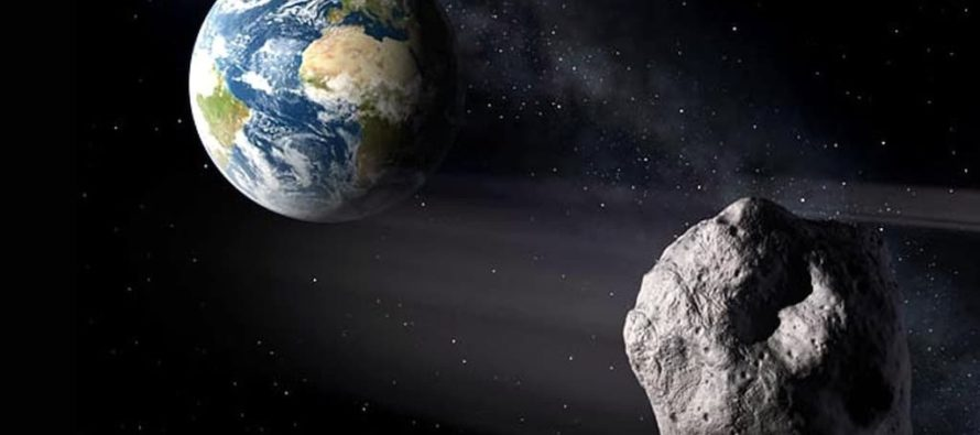¡Atención! Un gran asteroide se acercará a la Tierra en octubre
