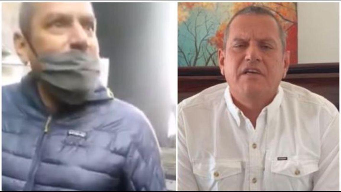 Peruano atacó a venezolano que entregaba comida a domicilio — Xenofobia