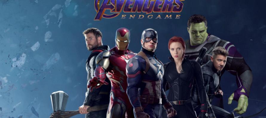Avengers Endgame se consagra como el film con más dinero recaudado durante su estreno en la historia