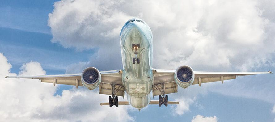 ¡Insólito! Avión con destino a Lituania viajó con un solo pasajero