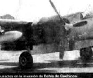 Aeronave de la invasión de Bahía de Cochinos llega a Miami