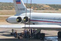 Gobierno de Maduro anunció arribo de más militares rusos a Venezuela
