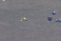 Un muerto y un herido dejó choque de avionetas en Green Cove Springs