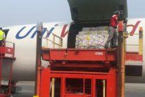 Cruz Roja arribó en Venezuela con el primer cargamento de ayuda humanitaria