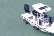 Continúan desaparecidas dos personas aunque este lunes encontraron la embarcación en la que viajaban