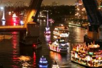 Este sábado inicia el desfile de barcos del Festival de Invierno en Fort Lauderdale
