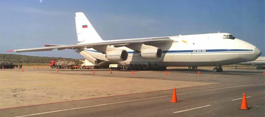 Promueven instalación de bases militares rusas en territorio venezolano