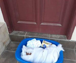 ¡Insólito! Abandonan a bebé en el mismo apartamento donde dejaron a otro infante