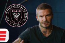 Los mejores futbolistas del mundo podrían sumarse al equipo deportivo de David Beckham en 2020