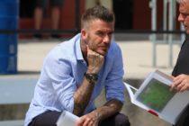 David Beckham cerca de firmar al primer jugador para el Inter Miami