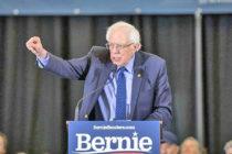 Sanders lanzó su propuesta para poner fin a la codicia y corrupción corporativas