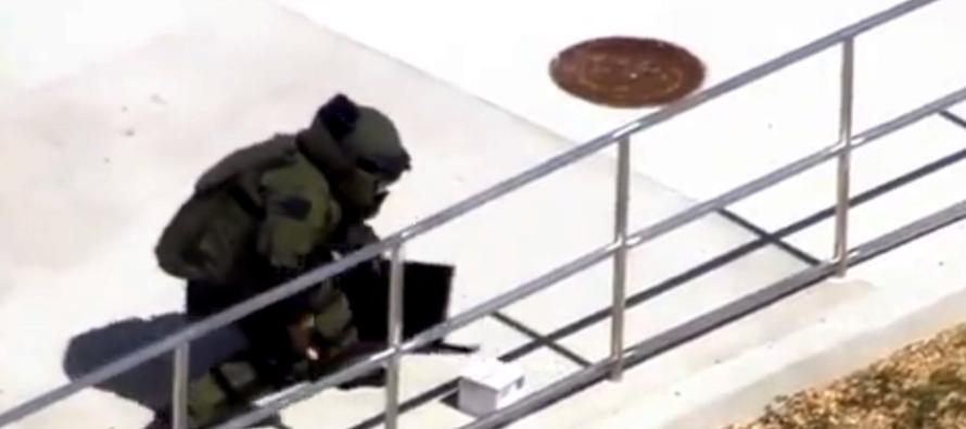Paquete sospechoso encontrado en la oficina de correos en Miami desata el pánico en los alrededores